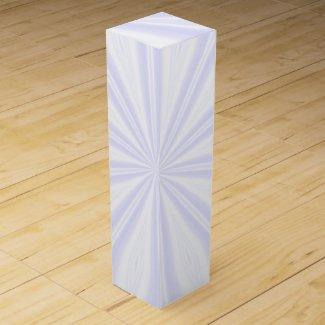 White Streaks Wine Gift Box