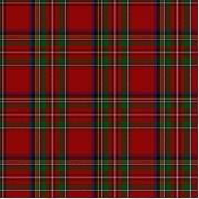 Stylish Royal Stewart Tartan Plaid Pillow Zazzle Com