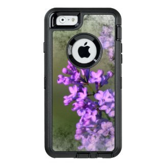 Dream Lilac OtterBox Defender iPhone Case