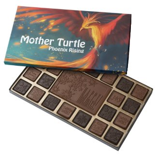 Mother Turtle Chocolates