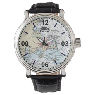 Cape Cod Nautical Chart Watch