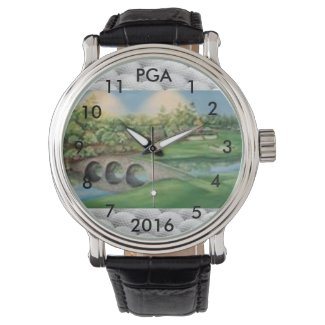 Golf / PGA Wristwatch