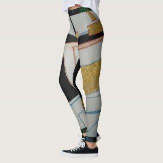 Sxisma Fashion Linera Collection-2 Leggings