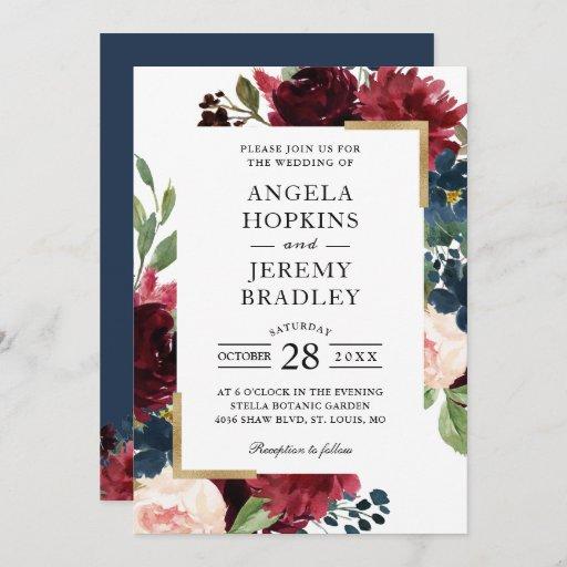 Most Popular Wedding Invitations