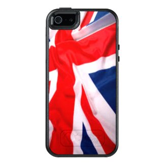 British Flag OtterBox iPhone 5/5s/SE Case