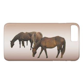 Grazing Horses iPhone 7 Plus Case