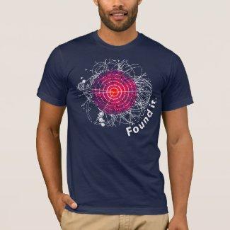 Found it! Higgs Boson Shirt