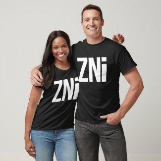 ZNi Logo Organic Men's T-Shirt