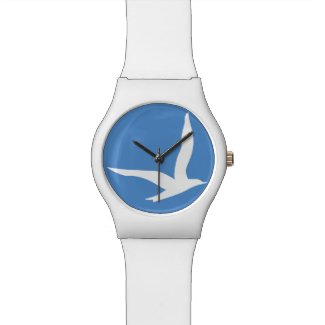 Stay Free Watch (Blue)