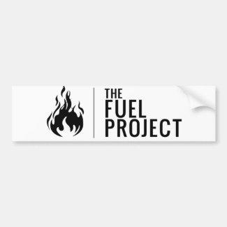 Fuel Bumper Sticker