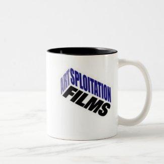Artsploitation Films Mug