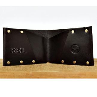 Hammer Riveted Leather Bifold Wallet 2.0 CASH
