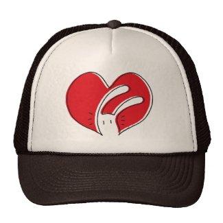 BixTheRabbit Trucker Hat