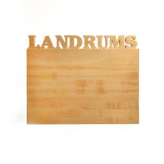 Tabla de cortar de madera - grande