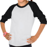 """<p> The American Apparel version of the traditional ¾ sleeve baseball raglan shirt. Soft, lightweight, and featuring a poly-cotton blend, this durable shirt is ready for any outdoor activity. Shirt is fitted; order one size larger for a looser fit. Customize to make it your own!</p> <p>Size & Fit<p> <ul> <li> Model is 4'6"""" and wearing a small</li> <li> Slim fit</li> <li> Order one size larger for a looser fit</li> <li> Unisex garment</li> </ul> <p>Fabric & Care</p> <ul> <li> 50% Polyester / 50% Cotton construction</li> <li> Raglan 3/4 sleeves. Durable rib neckband.</li> <li> Made in the USA</li> <li> Machine wash</li> </ul>"""