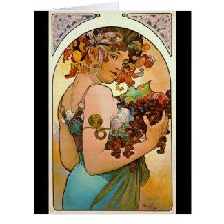 Fruitful 1897 card