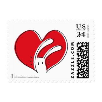 BixTheRabbit Stamp - $0.34 (postcard)