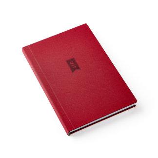 El diario de encargo encuadernado original cuaderno de viaje