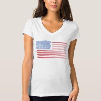 USA American Flag T-Shirt