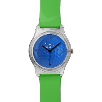 Golf themed May,28th Wristwatch