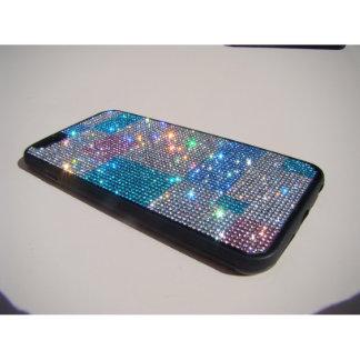 iPhone 6 Plus Black Rubber Art Case 3