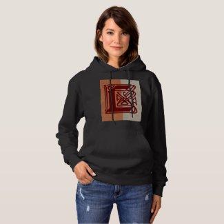monogram hoodie