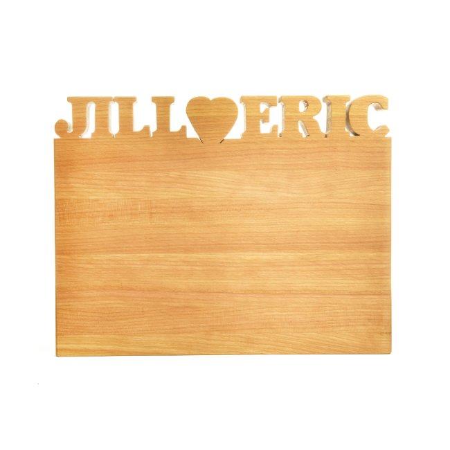 Wood Cutting Board - Small