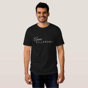 Anna Pillsbury Logo (Men's) T-shirt