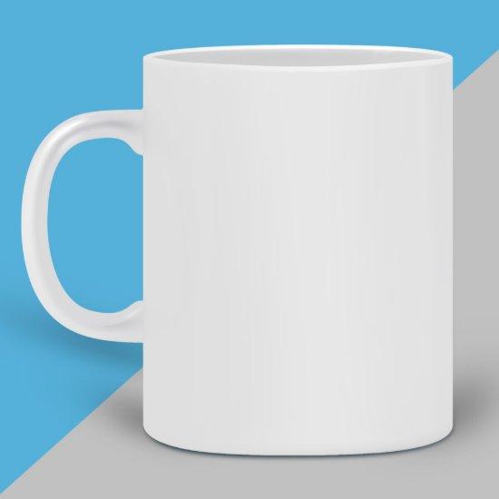 Custom 11 oz. Ceramic Coffee Mug No Minimum