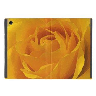 Yellow Rose Petals iPad Mini Covers