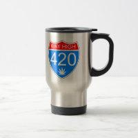 Way High 420 Travel Mug