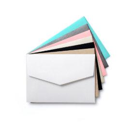 RSVP Card Colored Envelopes