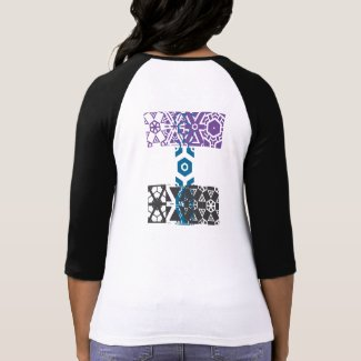 Sxisma Bella+Canvas 3/4 Sleeve Raglan T-Shirt