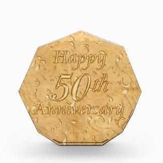 Vintage like 50th Anniversary Presents, Award