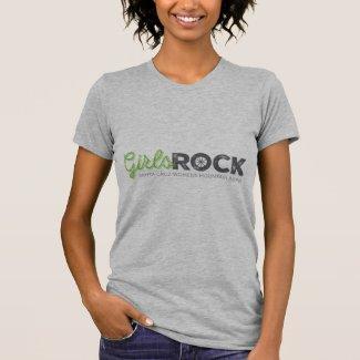 Girls Rock Apparel T-Shirt