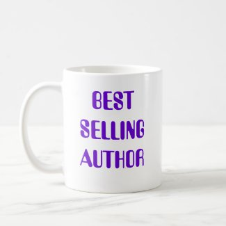 Best Selling Author Coffee Cup