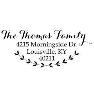 Sello de la dirección de Thomas