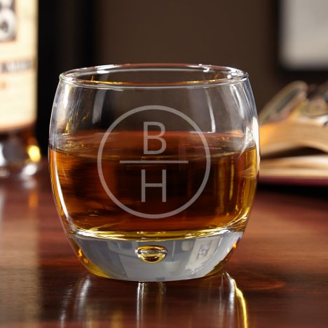 Classic Emerson 10 oz. Uptown Whiskey Glass