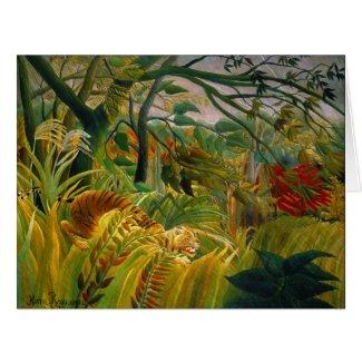 Jungle Storm 1891 Card