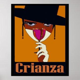 Spanish Wine Poster