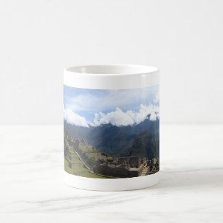 Machu Picchu Panoramic Mug