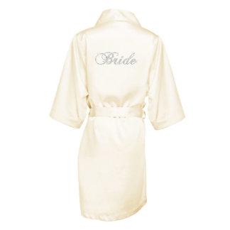 Título de marfil del fiesta del traje w/Bridal del