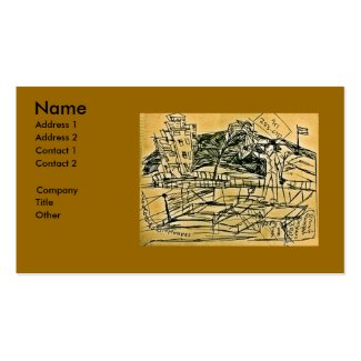 SCANNED PASSPORT BUSINESS CARD