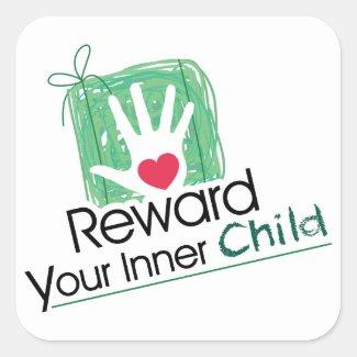 Reward Your Inner Child Stickers