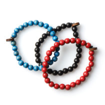 3 Pack Beaded Bracelets by GoodWoodNYC Bracelet