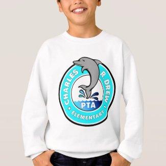 Large Logo, Sweatshirt - Kids'