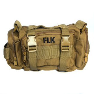 Tactical Pack Personalized w/ Initials