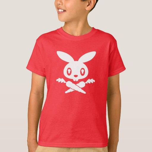 Bunny Skull Kids T-Shirt