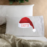 """Kids Santa Christmas Character Pillowcase<br><div class=""""desc"""">Make this holiday season truly special for the little ones with our Personalized Kids Christmas Pillows. An excellent choice when thinking about personalized gifts for kids,  choose from our Elf,  Santa,  Reindeer or Snowman. There is sure to be a character for everyone!</div>"""