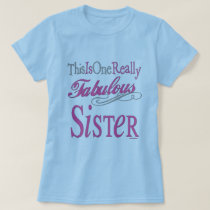 Big, Middle & Little Sisters T-Shirt